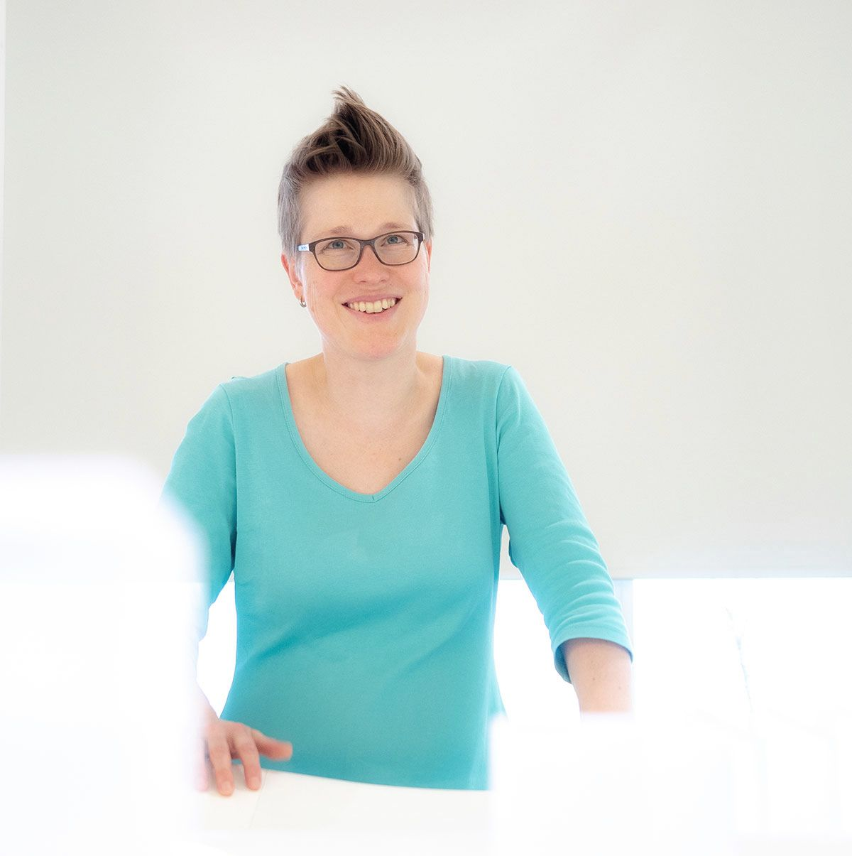 Dr. Yvette Teiken