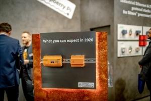 Revolution Pi compact Prototyp von Kunbus