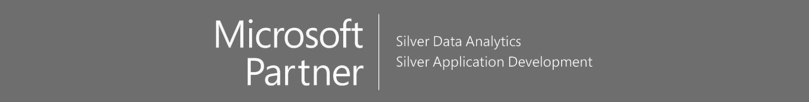 Microsoft Silver Partner Data Analytics & Application Development